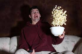 Image result for scared of movies