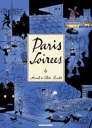 paris soirees coffee table book limited