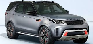 2019 Land Rover Discovery SVX Release Date  News Aoto Car