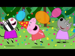 Peppa Pig Full Episodes | Wendy Wolf's Birthday | Cartoons for Children  دیدئو dideo