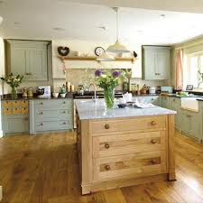 White Kitchen Laminate Flooring Yellow Country Cottage Kitchen Bar Stool On Bar Solid Wood