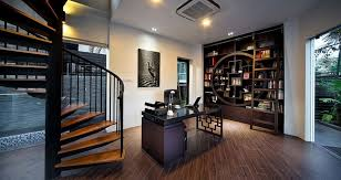 creative home offices. Creative Home Office Combines Modern Aesthetics With Asian Style [Design: The Interior Place] Offices T