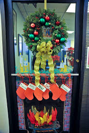 christmas office decoration ideas. Compact Office Design Christmas Door Decorating Ideas Contest: Large Size Decoration O