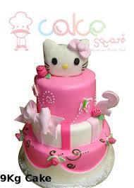 Hello Kitty Cake Square Chennai