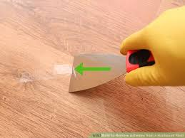 Marvelous Image Titled Remove Adhesive From A Hardwood Floor Step 20 Ideas