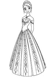Small Picture Beautiful Elsa Coloring Pages Archives coloring page