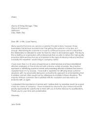 26 Cover Letter For Customer Service Rep Cover Letter For