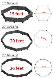 Gaga Pit Design Gaga Pit