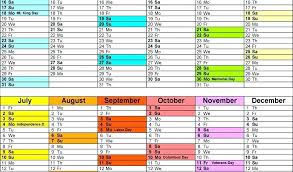 Annual Leave Calendar Template 2018. Annual Leave Plan Template ...