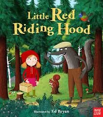 Image result for red riding hood book