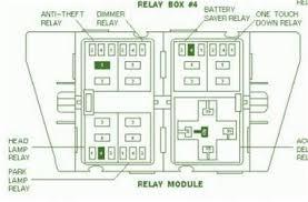 Fuse Diagram For 2000 Ford Explorer 2000 Ford Explorer Wiring Diagram