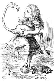 alice from lewis carroll s alice s adventures in wonderland ilration by john tenniel 1866