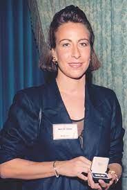 Former Lt. Commander Linda Maloney — Wombat