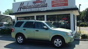 2008 ford escape awd xlt 4dr suv v6 mechanicsville va