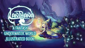real underwater world. Plain World An Illustrated Watercolor Book About A Fantasy Underwater World Where All  The Characters Are Based On Throughout Real Underwater World