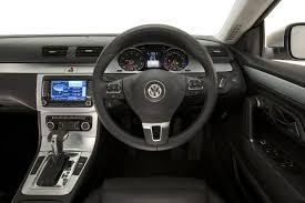 2011 Volkswagen Passat CC updated with BlueMotion technology - Photos