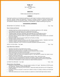 Sample Resumes For Warehouse Jobs Unique Warehouse Supervisor Resume ...