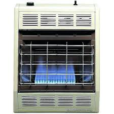 propane wall heaters heater gas ventless natural vent free infrared blue flame he