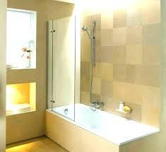 corner tub shower combo bathtub ideas bath bathtubs jacuzzi ide