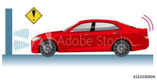「自動ブレーキ フリーイラスト」の画像検索結果