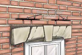 replacing lintel step create s for props in mortar above broken lintel
