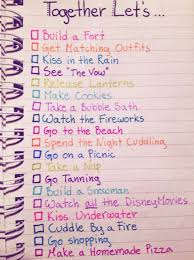 Cute Lists Cute Couples Bucket List Bucketlist We Have Done A Lot Of