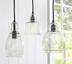 elegant glass light pendants hand blown pendant shades intended for lighting decor 18
