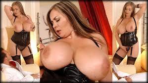 BBW Constance Devil Big Tit Mature Constance Boobs II High Definiti