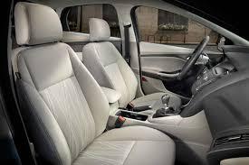 se interior with standard medium light stone cloth seats smart design of focus titanium titanium leather interior