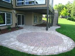 small paver patio designs patterns ideas from concrete design c99