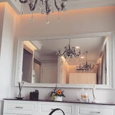 interesting modern extra large wall mirrors decorative for