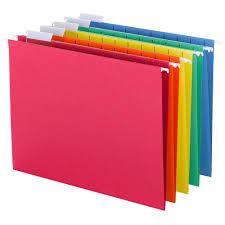 Hanging Files For Filing Cabinets Hanging Folders Interior Folders Amazoncom Office School