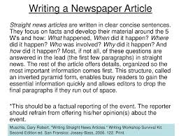 It is an example of an editorial. Newspaper Examples Of Articles With Facts And Opinions The Outsiders Editorial Ppt Video Online Download An Opinion Piece Is An Article Usually Published In A Newspaper Or Magazine That Mainly