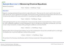 sample exercise 3 2 balancing chemical equations