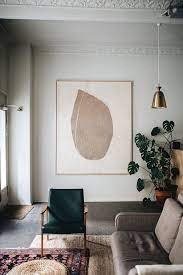 Modern industrial grunge style interior. How To Decorate A Large Wall 17 Best Wall Decor Ideas