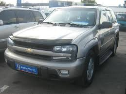 2001 Chevrolet Trailblazer Wallpapers