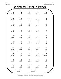 Multiplication Tables Worksheet | Homeschooldressage.com