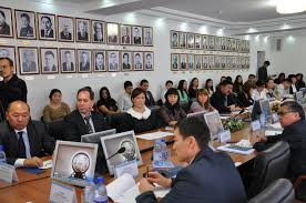 the round table conference was initiated by the agency for civil service affairs of the pavlodar region namely by the head of the local office maksut