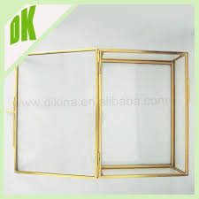 8x10 double hinged picture frame double sided glass picture frame double sided glass picture frame