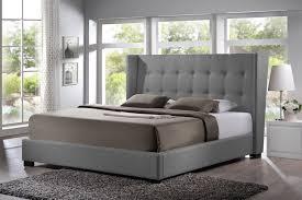 tufted upholstered bed. Tufted Upholstered Bed O