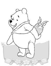 Disegni Da Colorare Winnie The Pooh 6 Barnetegning Ausmalbilder