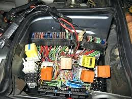 bmw e34 rear seat fuse box replaced what a pita wiring diagram e34 rear fuse box bmw e34 rear seat fuse box replaced what a pita wiring diagram