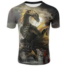 Dove Design T Shirts Us 7 99 20 Off 12 20y Big Boy Girl 3d T Shirt Animal Peace Dove Usa Flag Eagle Dragon Funny Design Children T Shirts Kids Pullover Tshirts Tops In