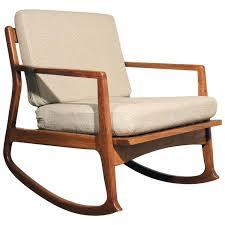 Rocking Chair Modern danish modern teak rocking chair at 1stdibs 1798 by uwakikaiketsu.us