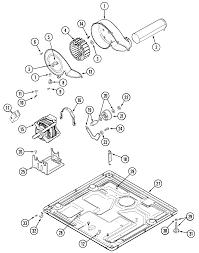 Maytag model mde6200ayw residential dryer genuine parts