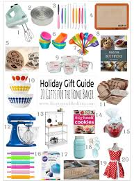 20 Favorite Gift Ideas For Home Bakers Jen Schmidt