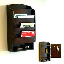 wood mail organizer wall mount wall mounted mail sorter elegant mail organizer wall mount wooden wall
