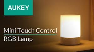 Mini Touch Control Rgb Lamp Aukey