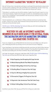 IMC 1500 Plus Marketing Tips | Best Marketing Books