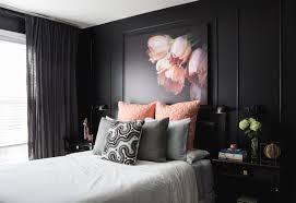 Modern Black Bedroom Room Reveal Black Bedroom Crush Interiors